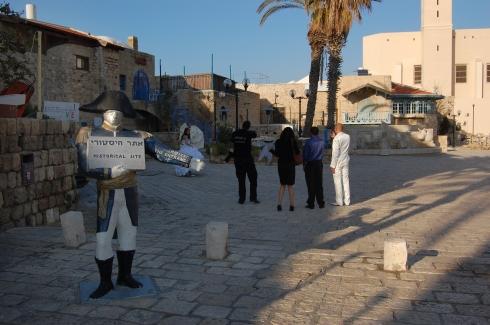 Napoleon in Old Jaffa