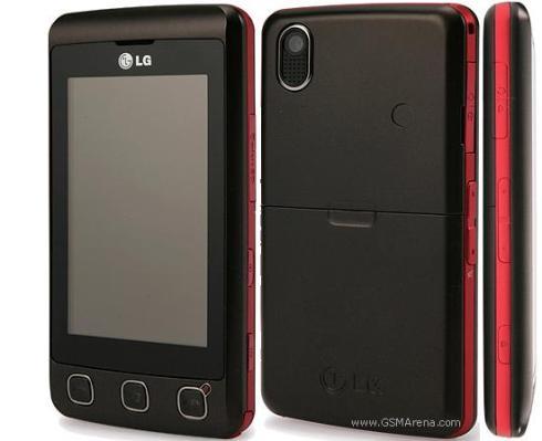 LG KP500 aka Cookie