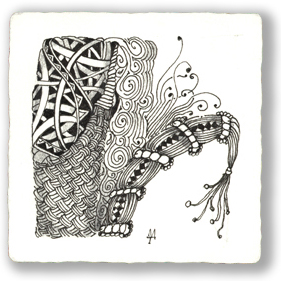 from the Zentangle website
