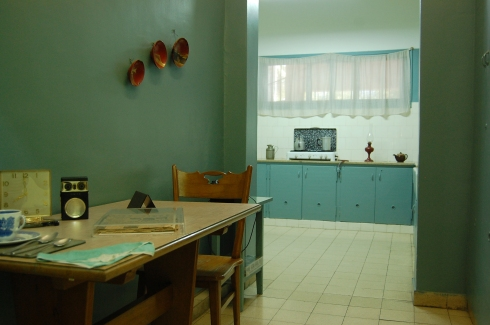 Ben-Gurion's Kitchen