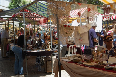Antiques Market at Dizengoff Square