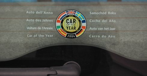 Fiat Panda Car of the Year 2004