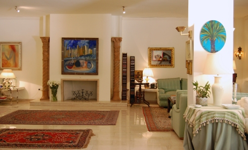 Italian Ambassador's Residence in Israel