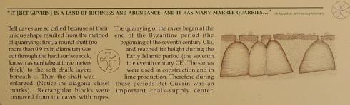Bell Cave description