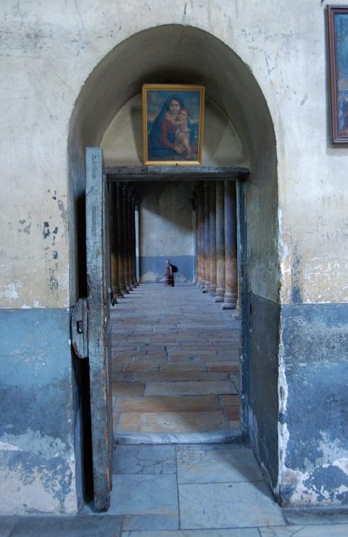 Church of the Nativity Interior