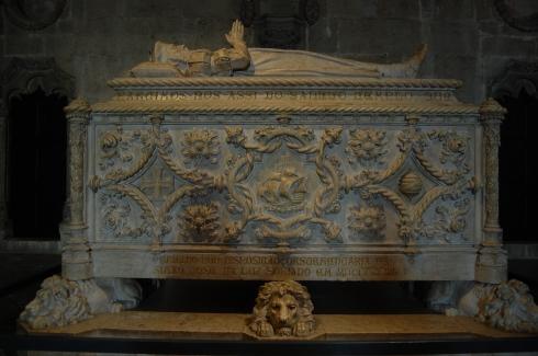 Tomb of Vasco da Gama