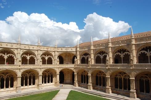 Cloisters of Mosteiro dos Jerónimos