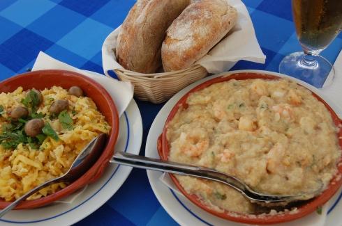 Lunch in Belém