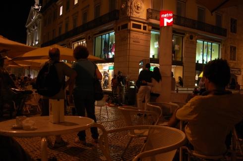 Largo do Chiado, Lisbon