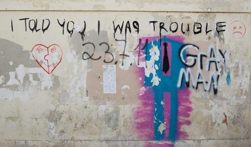 Tel Aviv Grafitti