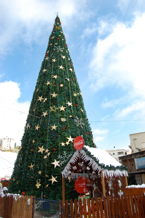 Nazareth Christmas Tree