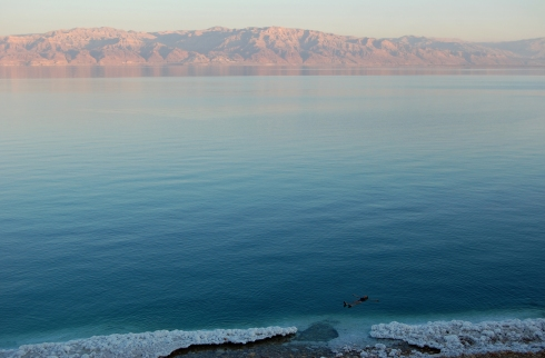 Dead Sea Bather