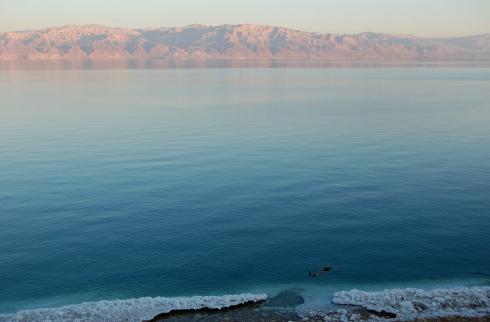 Dead Sea Bather