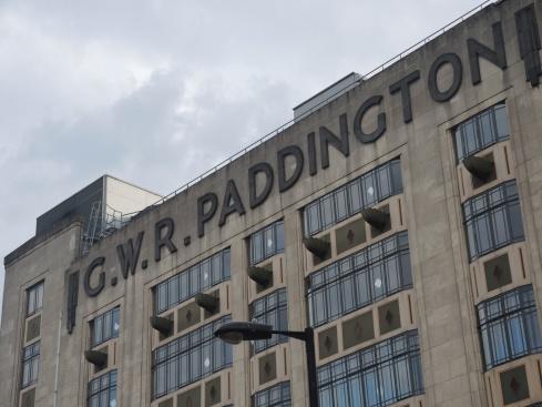Paddington Station, home of Isambard Brunel's Great Western Railway