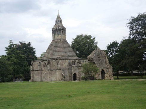 Abbott's Kitchen at Glastonbury Abbey