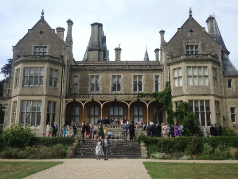 Orchardleigh, the wedding reception venue