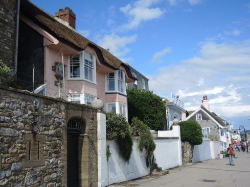 Lyme Regis, Dorset seaside resort